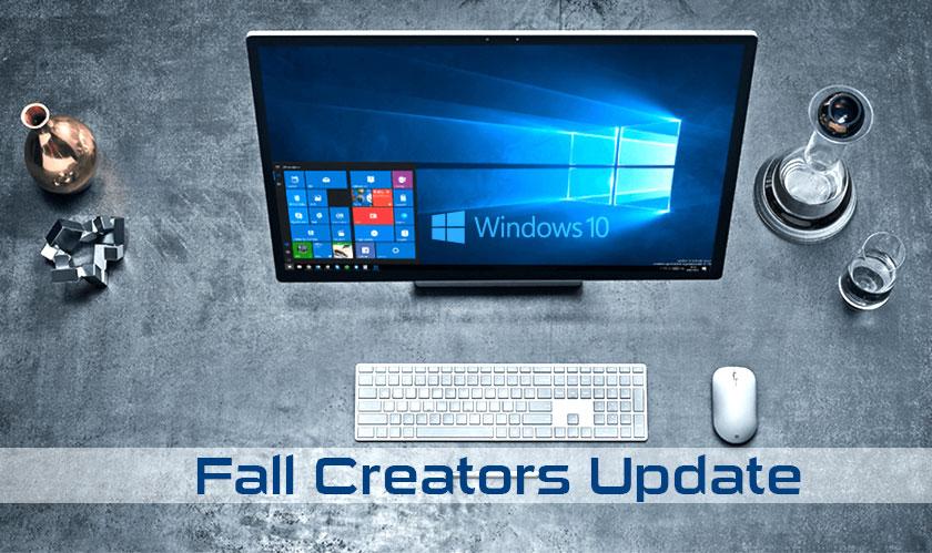 Microsoft announces the Windows 10 Fall Creators Update