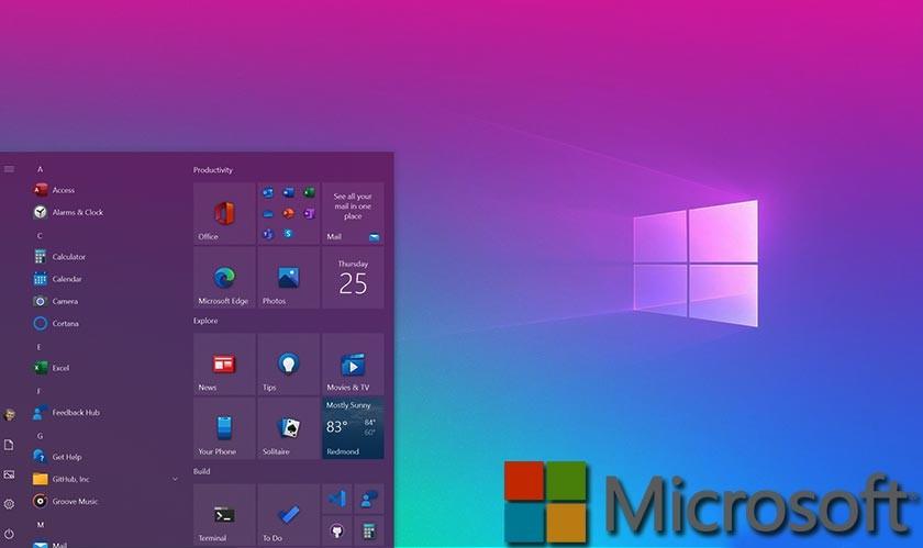Microsoft announces Windows 10 Insider Preview Build 20161