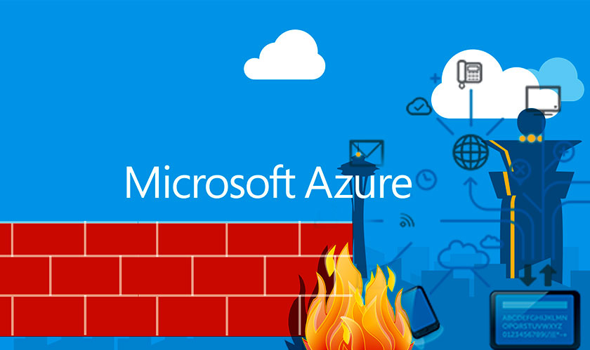 Microsoft Azure gets a WAN and a Firewall