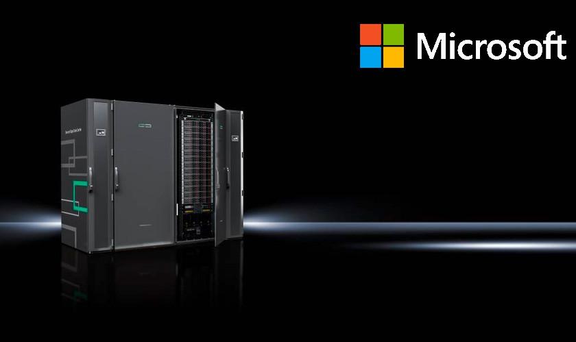 Microsoft Unveils an Azure Modular Datacenter