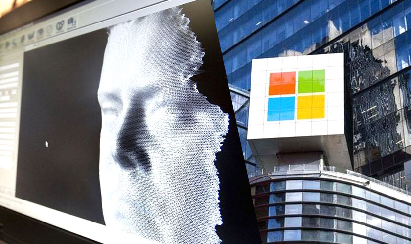 Microsoft has backed a Washington state bill to regulate facial-recognition software