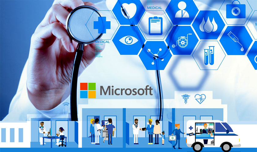 microsoft cloud next healthcare