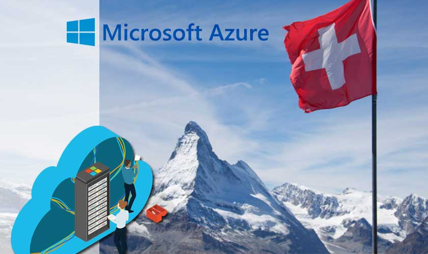 Microsoft cloud datacenter regions go live in Switzerland