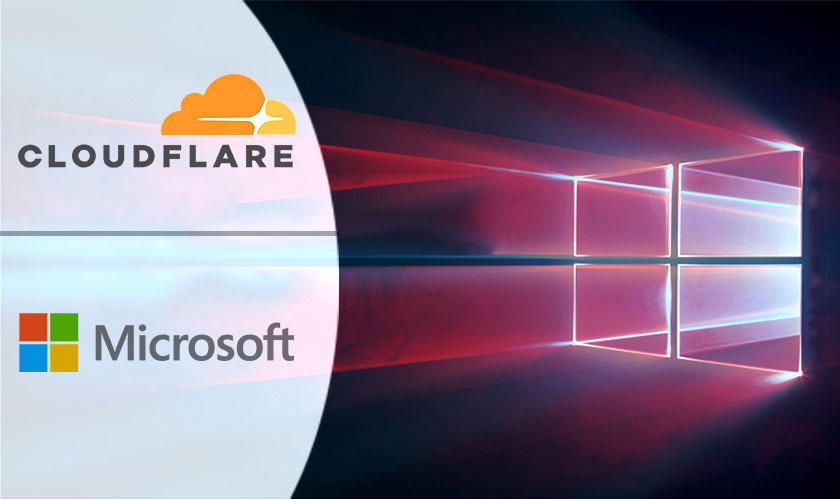 Microsoft joins Cloudflare in an effort to bring down network costs