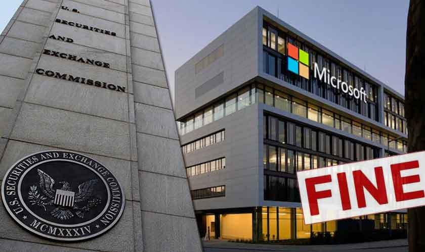 microsoft corruption charges us sec