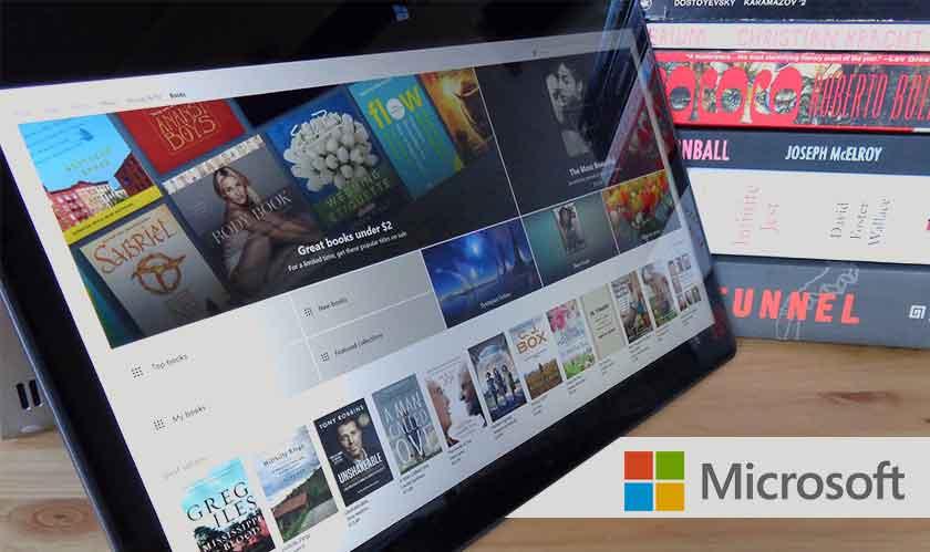 microsoft ebooks no more