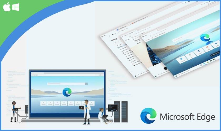 microsoft edge chromium windows macos