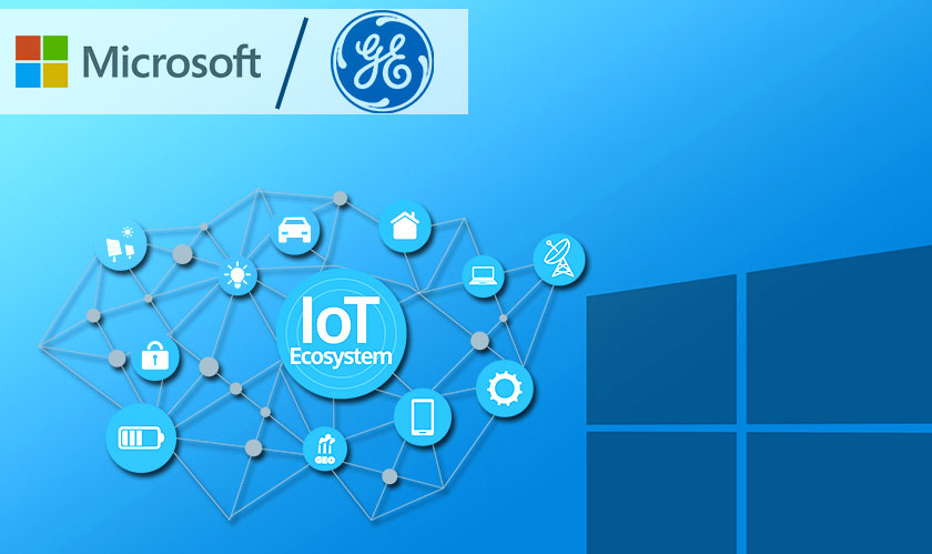 Microsoft and GE extending their partnership around Azure and IoT