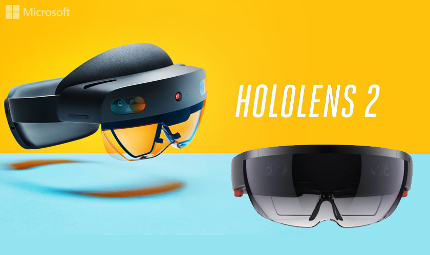 Microsoft's latest HoloLens 2 AR headset is out