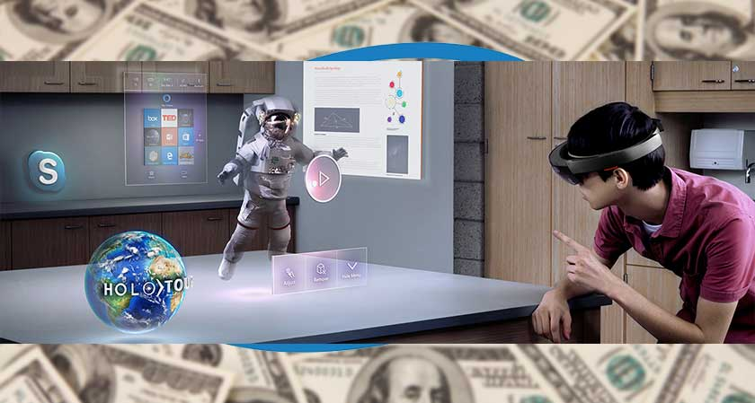 Microsoft HoloLens for Rent now!