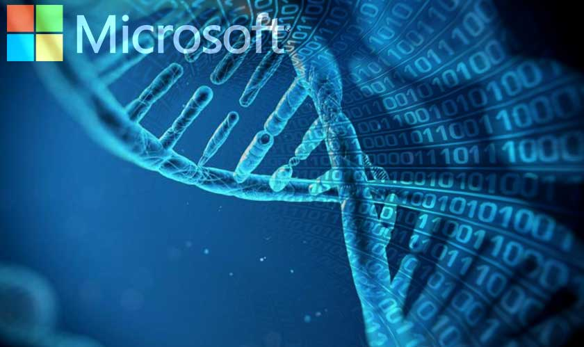storage microsoft introduces dna for data storage