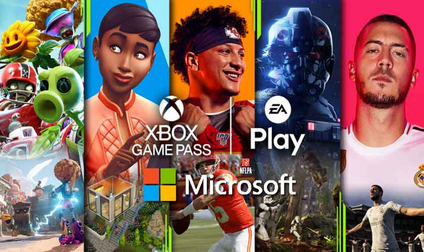 Microsoft is adding EA Play games Xbox Game Pass