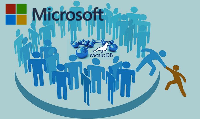 microsoft azure for mariadb