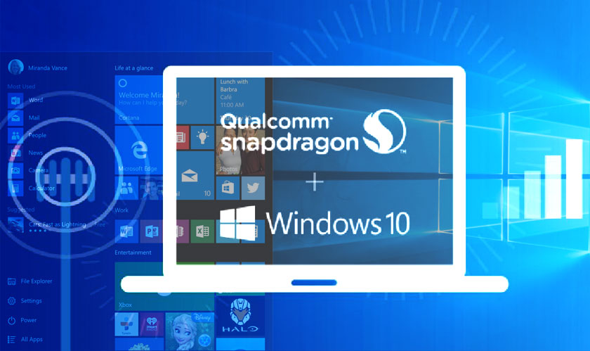 microsoft arm windows10 pc