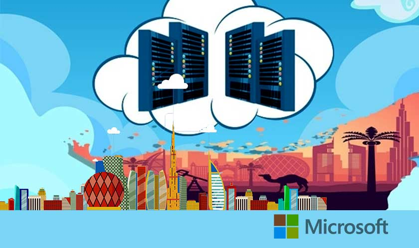 Microsoft data centers in Middle East region are now live!