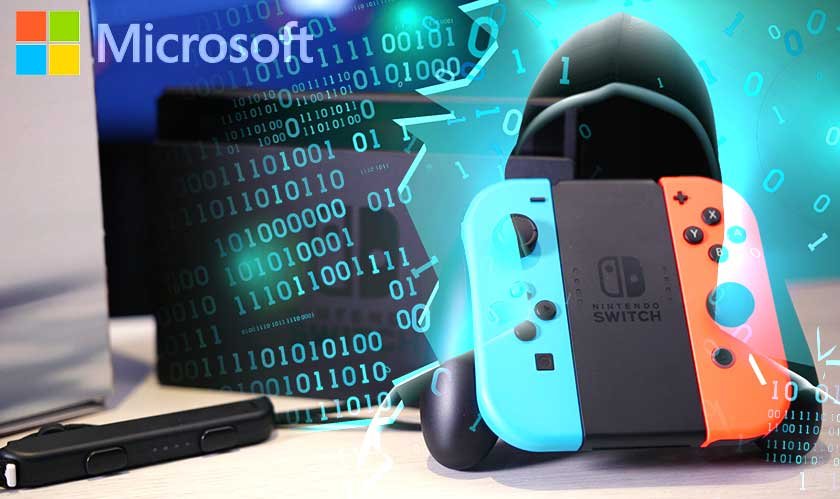 Hacker hacks into Microsoft and Nintendo-pleads guilty