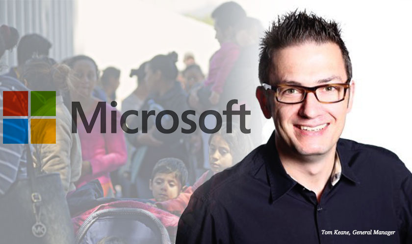 "Microsoft's ""Proud"" Partnership with ICE turns ""Dismaying"""