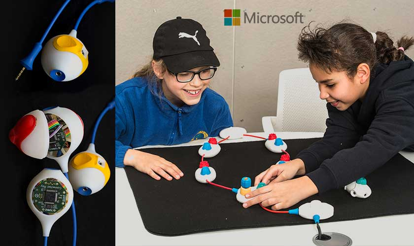Visually impaired kids can code with Microsoft's new project