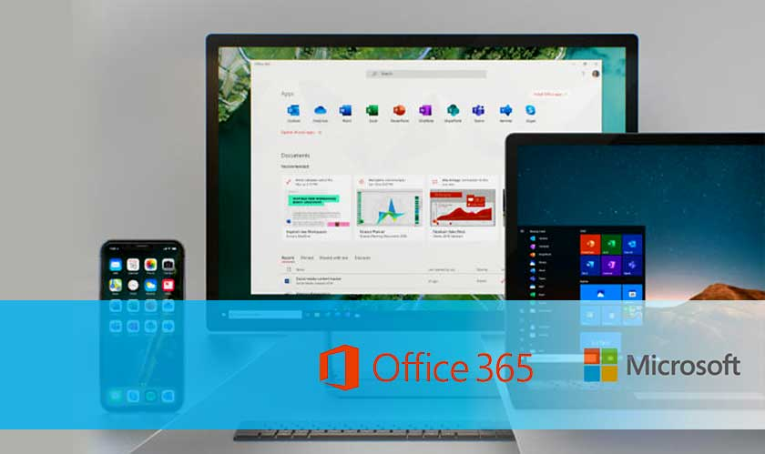 microsoft promotes office 365 suite