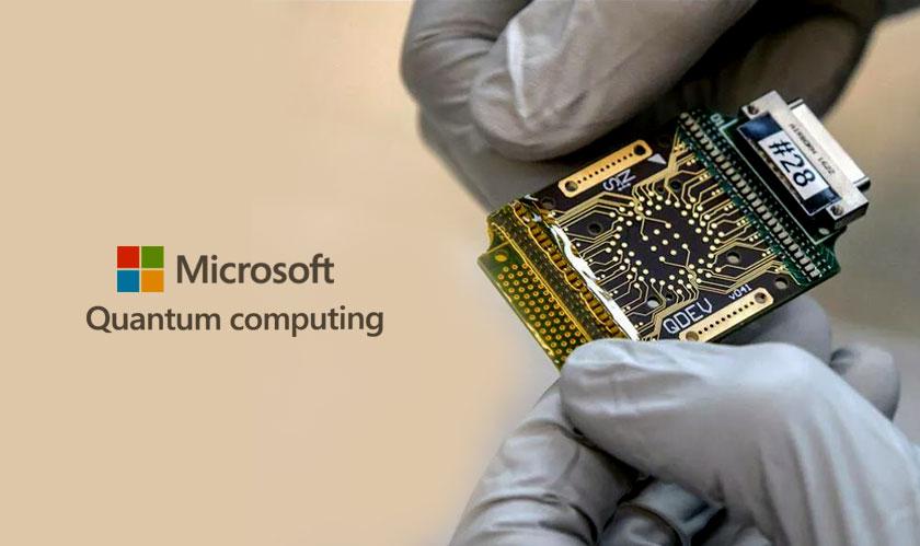 microsoft quantum computer qubit