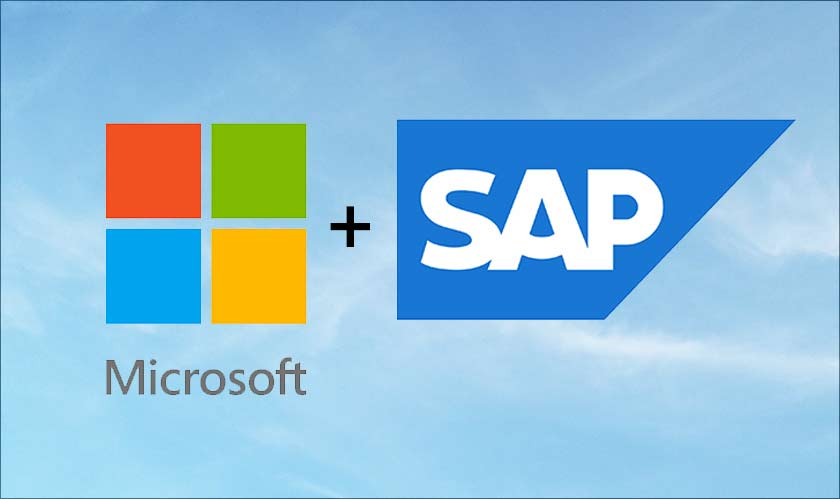 Microsoft announces extensive go-to-market partnership with SAP