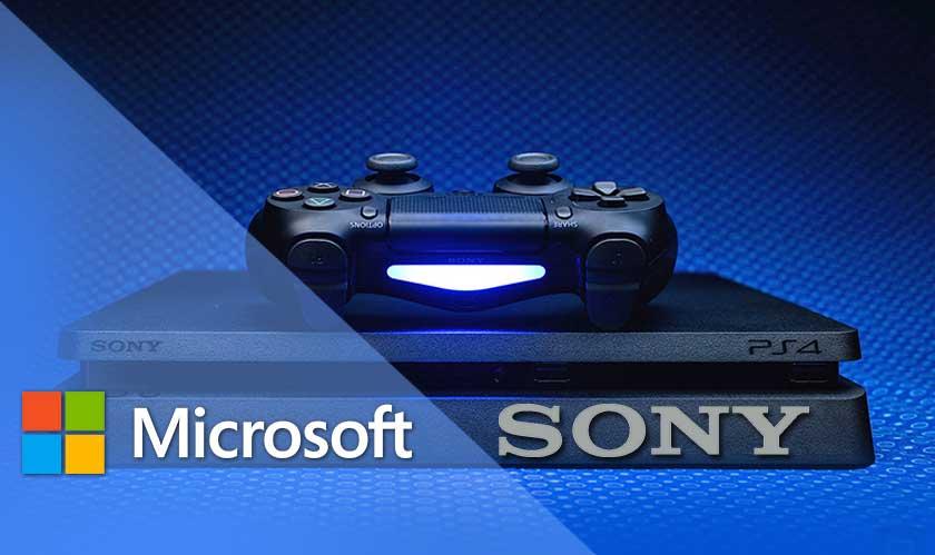 microsoft sony cloud partnership