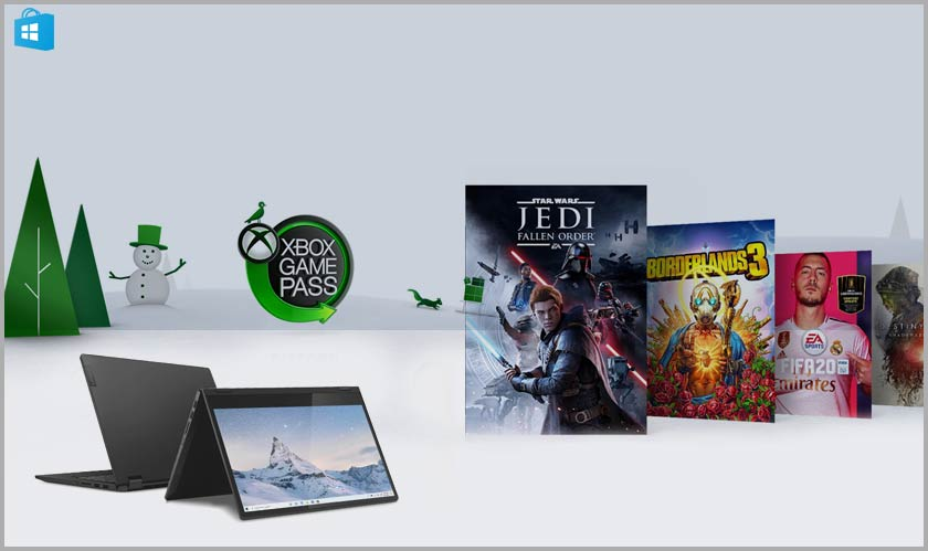 Great deals in Microsoft Store as we count down to 2020