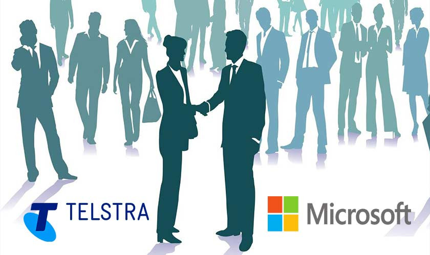 Microsoft and Telstra Team Up For Sustainable Cloud-Based Solutions