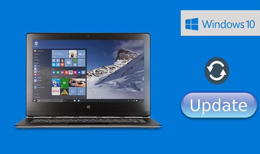 microsoft windows 10 update released