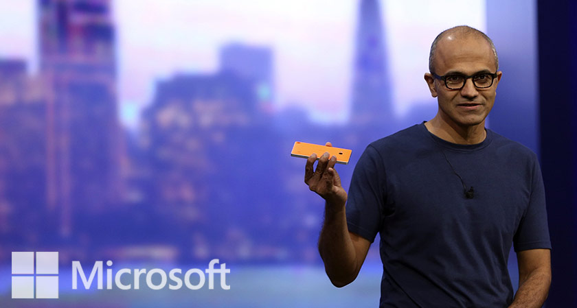 Microsoft: The return of the King