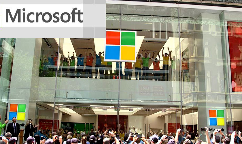Microsoft to open first Brick and mortar flagship store in London