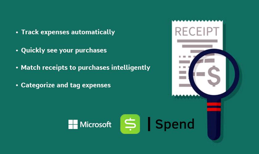 microsoft unveils spend app