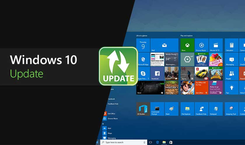 Microsoft Windows 10 update is here with interesting features