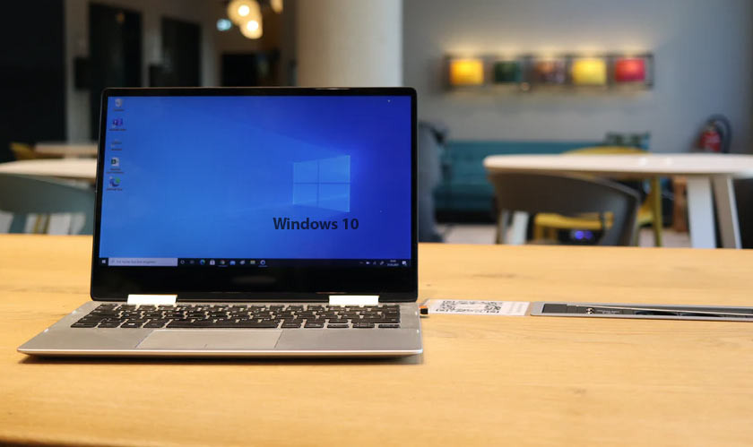 Microsoft will end the support for Windows 10 in 2025