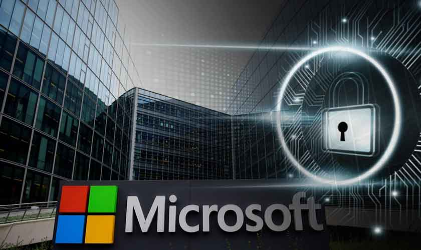 It is a trial period for Microsoft's feature 'Bali'