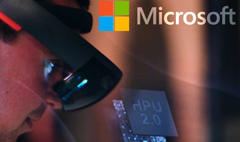 microsofts hololens 2 0 to feature a dedicated ai chip