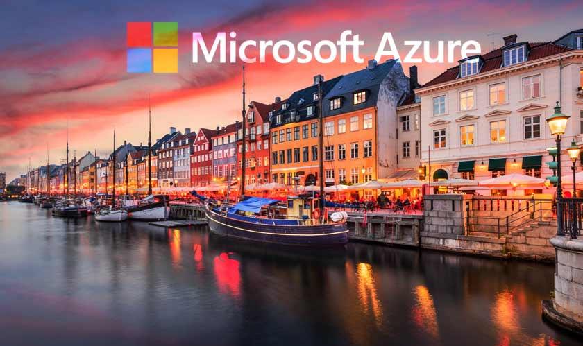 Microsoft announces its first-ever Azure data center region in Denmark