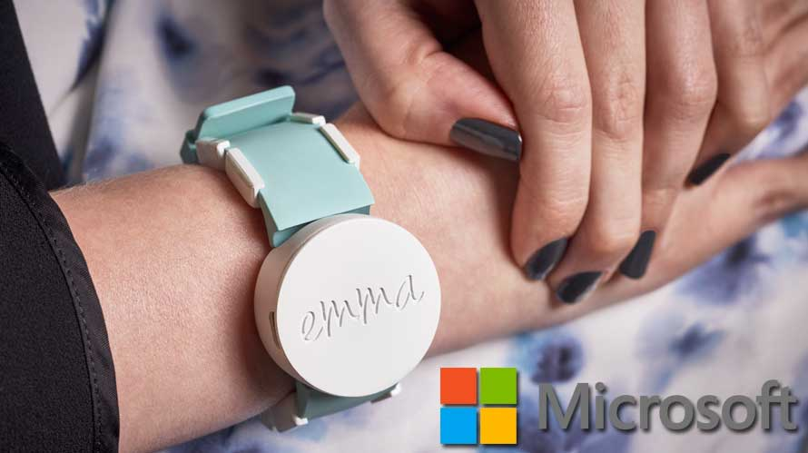 Microsoft's Watch Emma helps People with Parkinson's disease