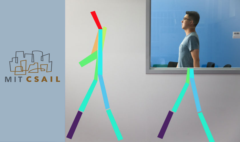 """""""See through the Wall"""": MIT's RF-Pose, X-Ray Vision Technology"""