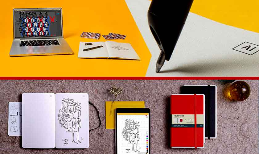 Moleskine's Adobe-powered Paper Tablet is a dedication to artists