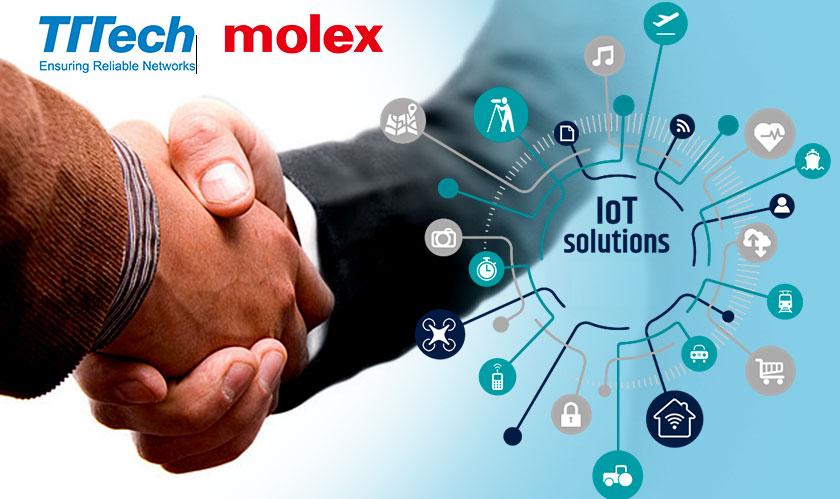 molex tttech industrial iot solutions