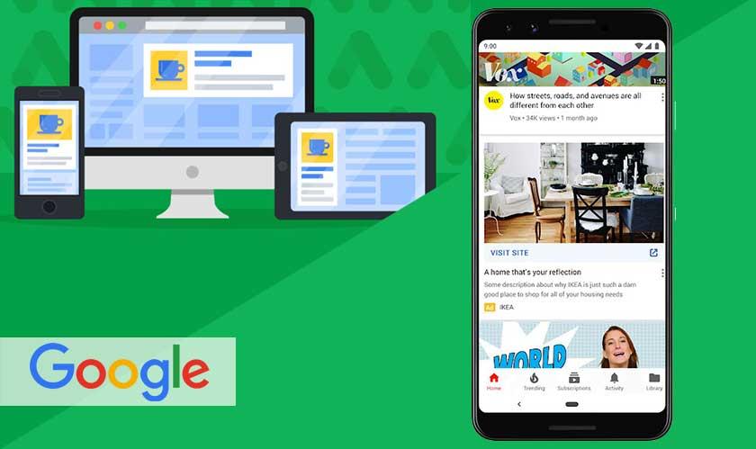 more ads on google