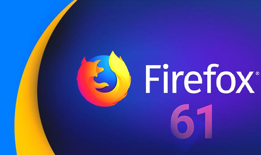 Firefox 61 arrives!