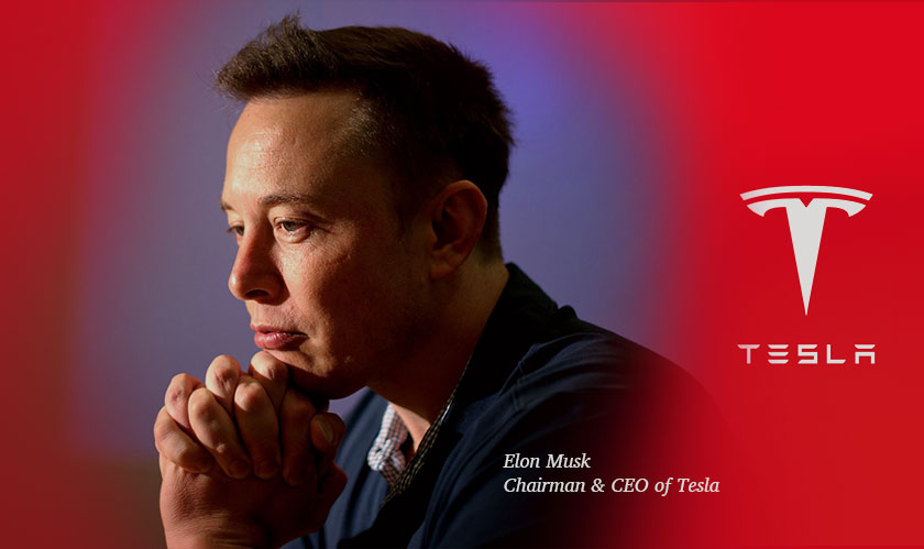 Tesla will miss Musk as Chairman for the next three years
