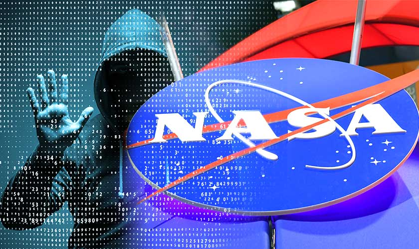 Internal memo reveals data breach at NASA