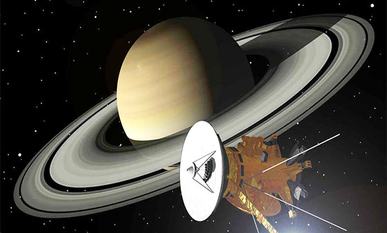 NASA's Cassini spacecraft will make its final dive into Saturn after its 20 year of space exploration