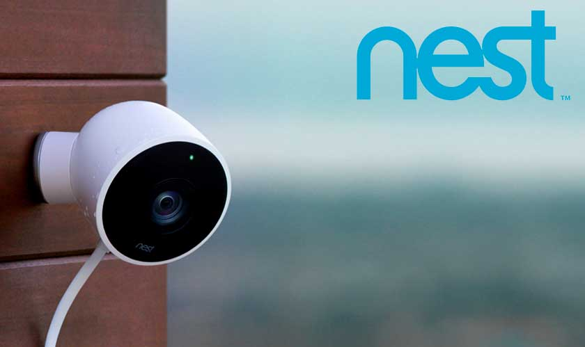 Nest gives you more security with added features