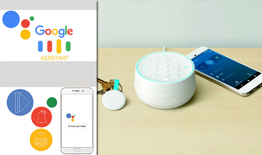 Nest Guard security systems to get a Google Assistant makeover