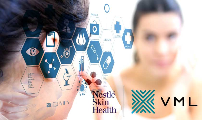 Nestle Skin Health hand-picked VML London for digital marketing duties worldwide