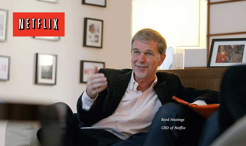 Won't work with Apple says Netflix CEO Reed Hastings